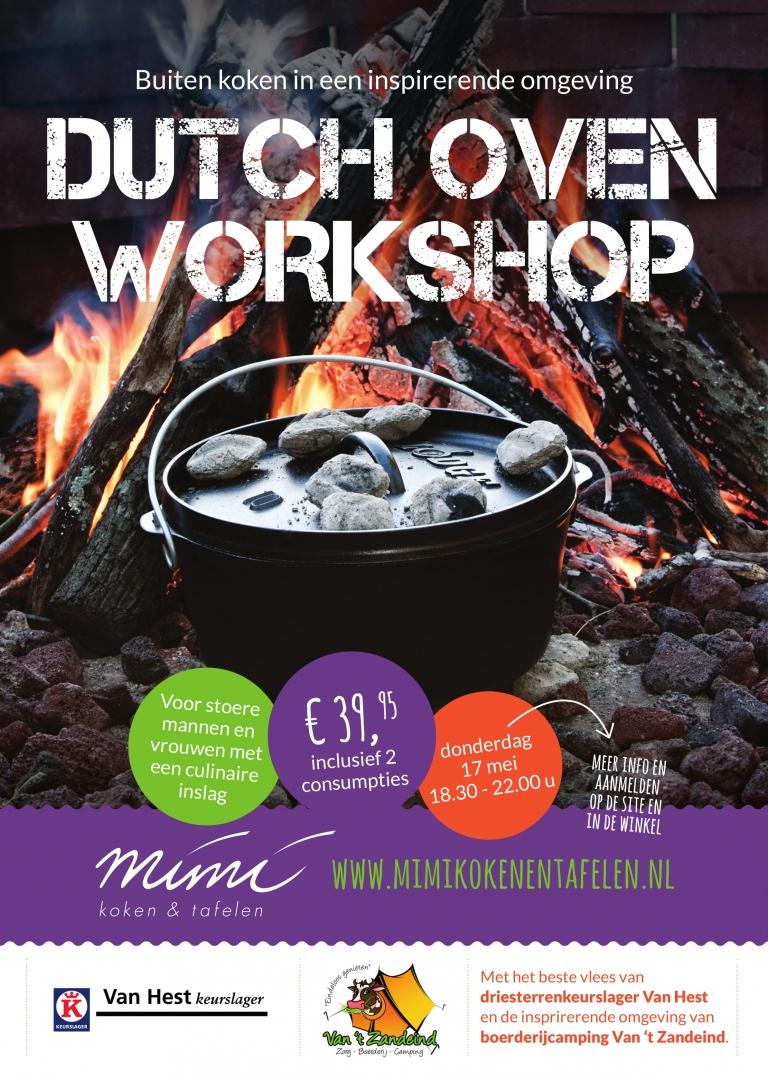 Avondworkshop Dutch Oven